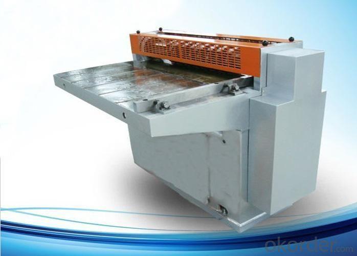 Tinplate Shearing Machine