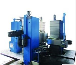 Moving Beam and Column CNC Gantry Boring and Milling Machine