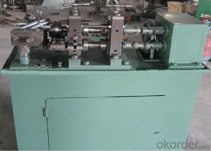 Steel Conduit Making Machine
