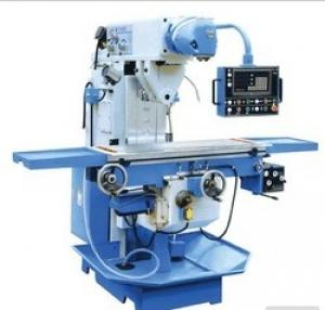 CNC Fixed Beam Gantry Boring and Milling Machine