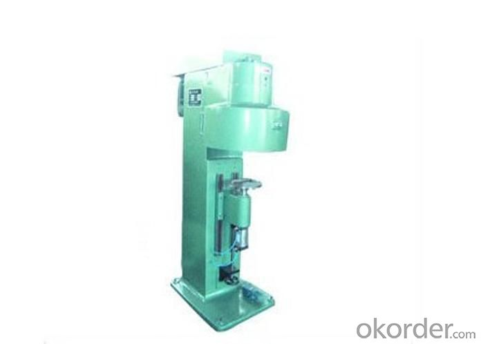 Square Paint Can Seaming Machine