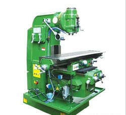 Gear Head Milling and Drilling Machine