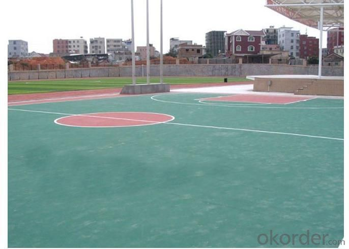 Materials For How To Build A Basketball Court Flooring Construction