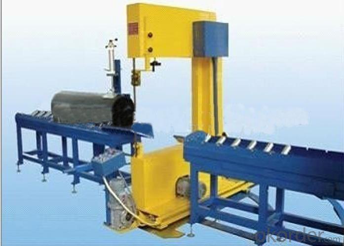 Plastic Tube Cutting Machine 630mm
