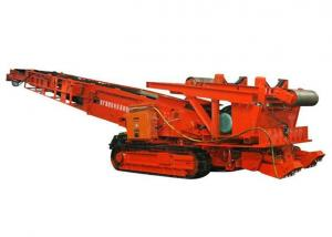 Roadway Pushfiller Machine for Coal Industry