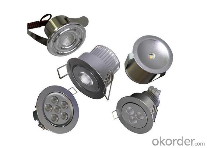 LED Puck Light for Cabinet