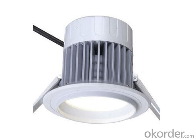 LED Down Lighting with 40000 Hours Life