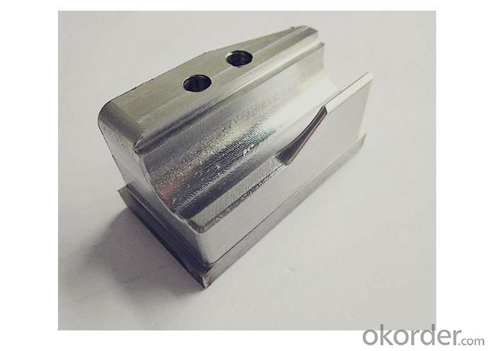 CNC Steel Part From Custom Machining