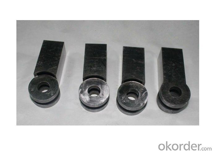 Machining Metal Parts Sample