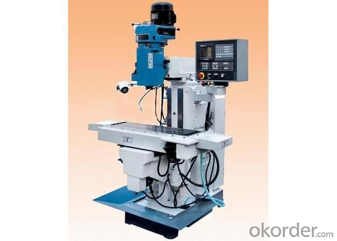 Bench Milling Machine