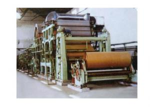 Paper Processing Machine with High Speed