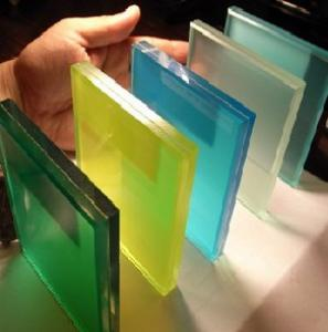 Tinted Laminated Glass 6.38mm-30mm