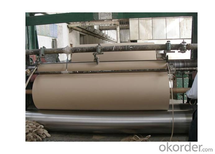 High Quality Kraft Paper Making Machine 1092mm