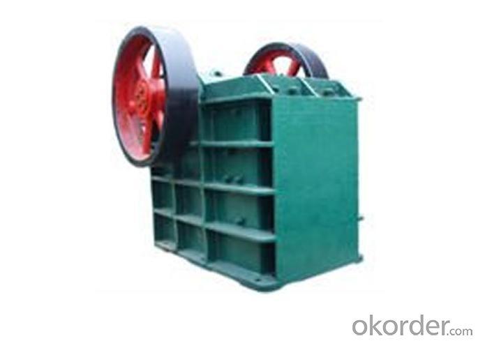 Mining Jaw Crusher PE400 x 600