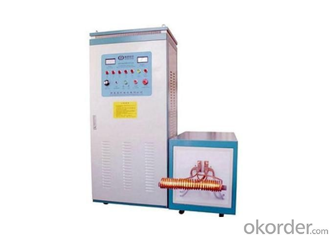 High-frequency Bar Stock Heating Machine Output Power 160kw