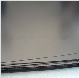China High Quality 0.8mm High Purity Graphite Plate