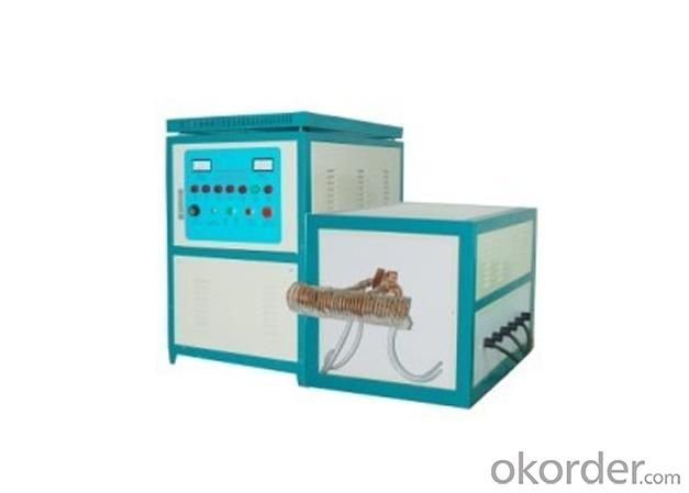High-Frequency Bar Stock Heating Machine Output Power 260kw