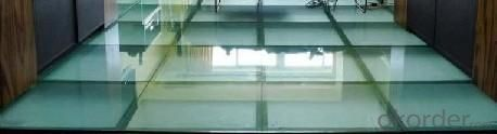 Safe Laminated Glass Thickness for Floor