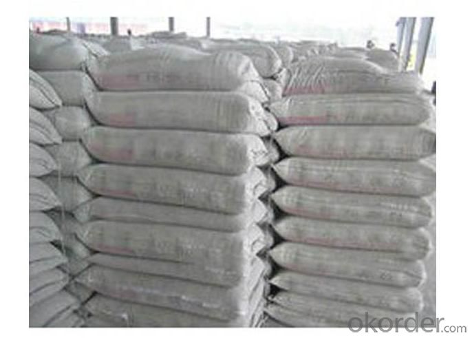 High Alumina Cement 42.5 Standard China GB1752007