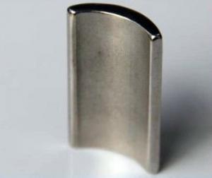 Generator NDFEB  Magnet Segment