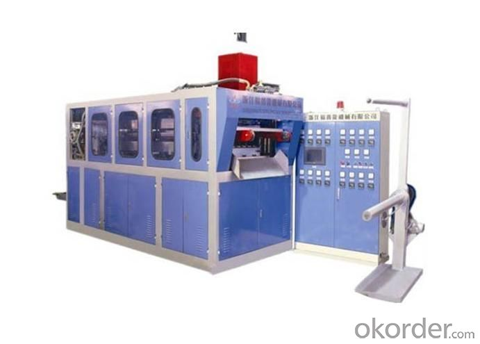Plastic Cup Making Machine for Making PP/PS/PET Water Drinking Cup
