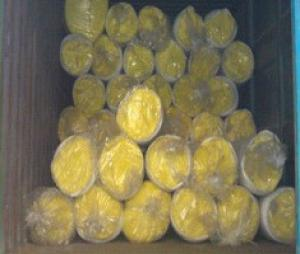 Fireproof Aluminum Foil Covered FiberglassWool Rolls