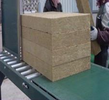 External Wall Insulation Yellow Rock Wool