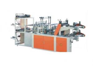 Computer Control High-speed Vest Rolling Bag making Machine