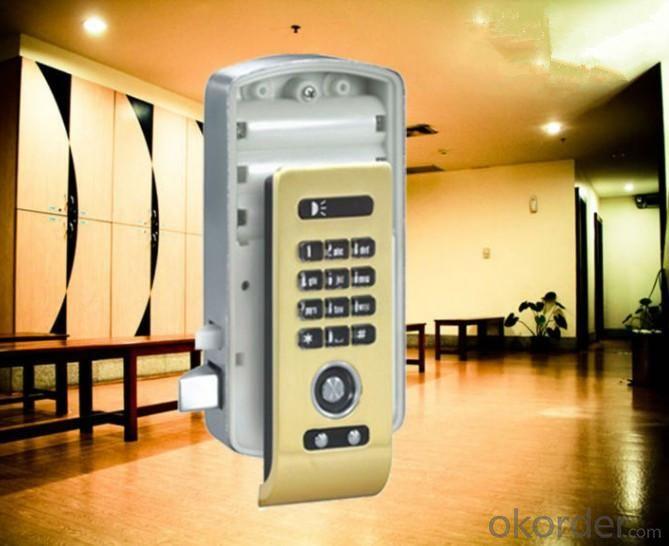 Smart Design Smart Card Door Lock for Sauna and Hotel