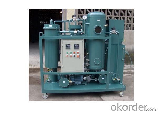 ZJC Gas Turbine Oil Cleaning Machine