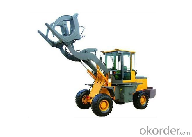 XD918F Log Clamping Loader