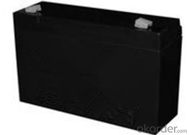 Valve Regulated Lead Acid Battery 6V/1Ah