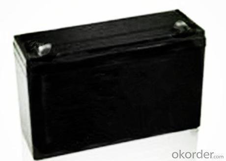 Valve Regulated Lead Acid Battery 6V/14Ah