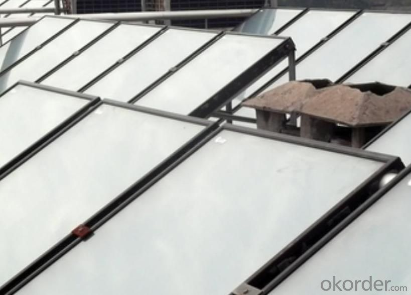 High Quality Solar Flat Plate Collector FP3.0 D-E