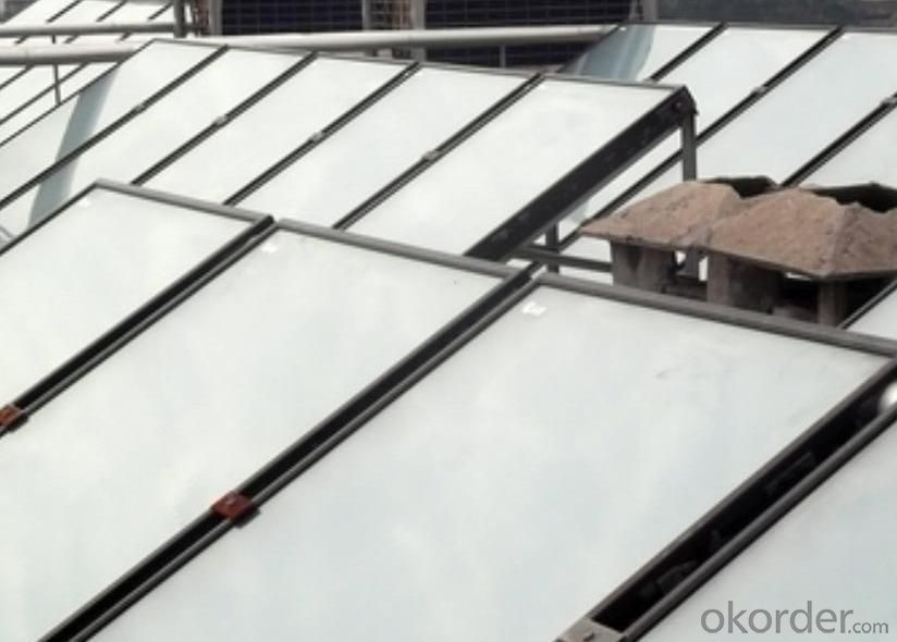 High Quality Solar Flat Plate Collector 3.0 A-C