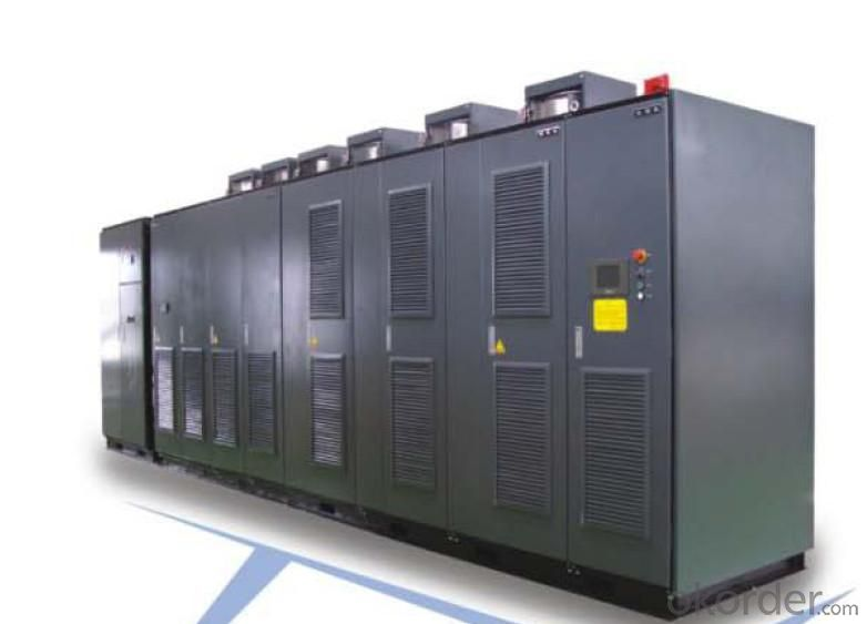 Medium Voltage Variable Frequency Drive