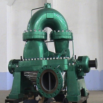 Axially Split Casing Multistage Centrifugal Pump