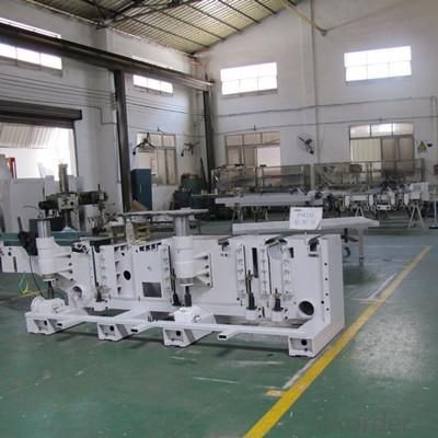 Four Side Moulder For Wood Working Machinery