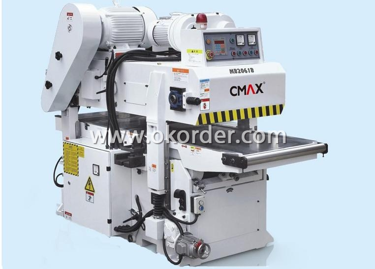 """430mm Double-Side Planer-2"""