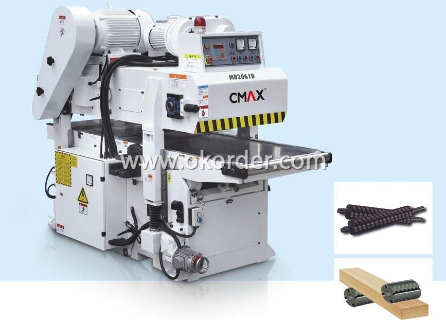 """450mm Double-Side Planer-2"""