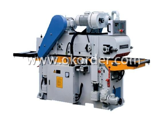 """630mm Double-Side Planer"""