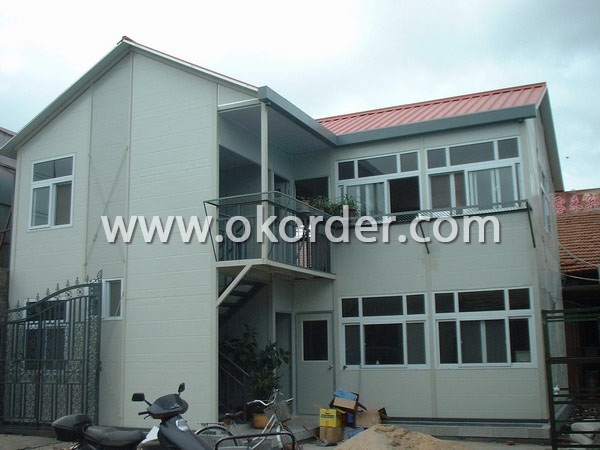 Prefabricated Living House