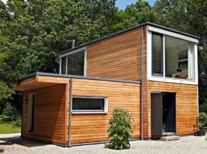 Environmente-protection Prefabricated Living House