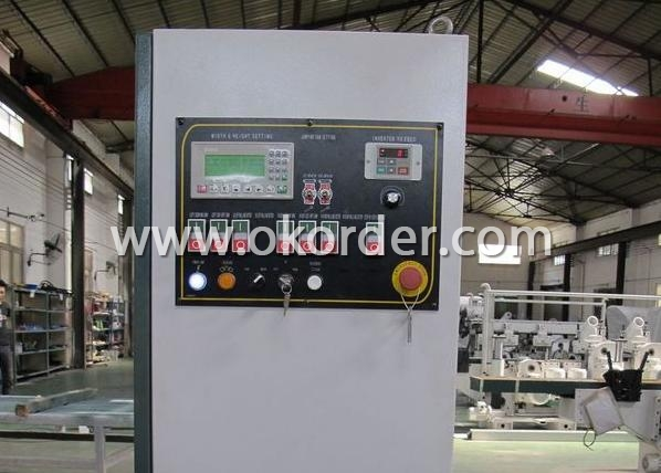 """Double End Tenoner For Wood Processing Machine FMD8620-2"""