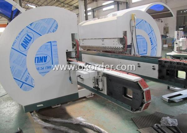 """Double End Tenoner For Wood Processing Machine FMD8620"""