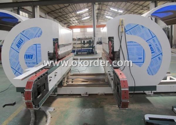 """Double End Tenoner For Wood Floor Production Lines FMD8625-1"""