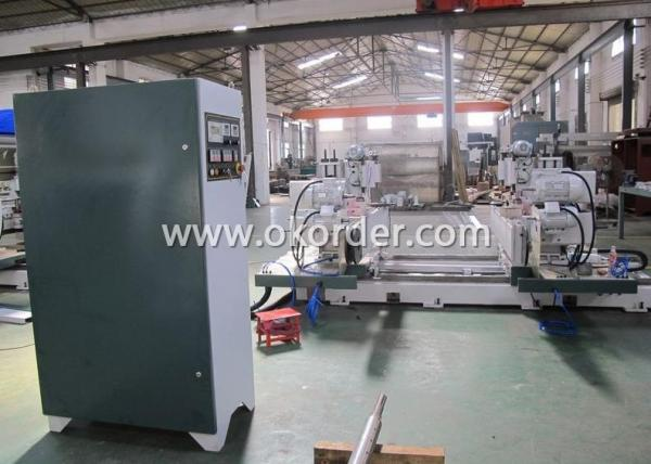 Double End Tenoner Machine FMD8825