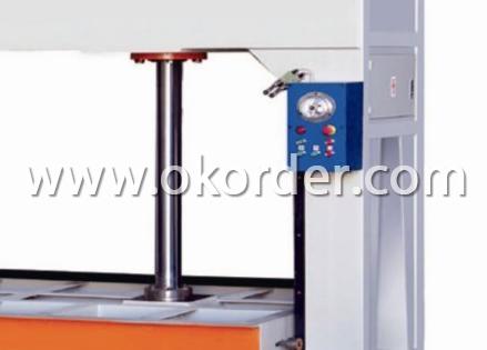 1250mm Wood Working Press Machine 5.5kw 7.4hp