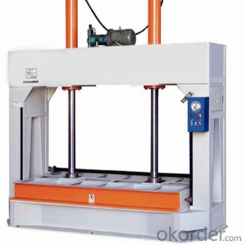 Hydraulic Cold Press Machine 5.5kw 1000mm