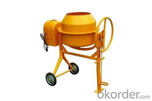 High Quality Mini Cement Mixer